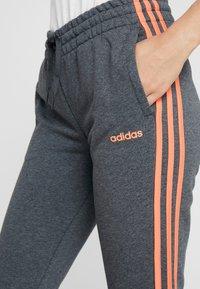 adidas Performance - PANT - Tracksuit bottoms - dark grey - 4