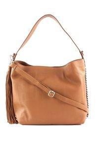 FREDsBRUDER - SOFT ALA - Handbag - dark camel - 4