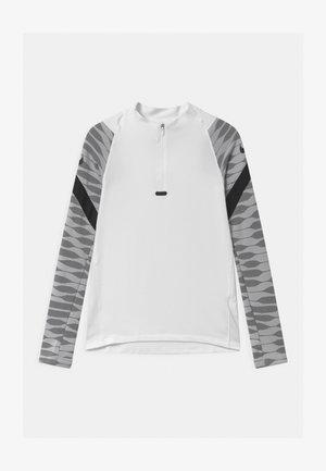 DRIL UNISEX - Funkční triko - white/black