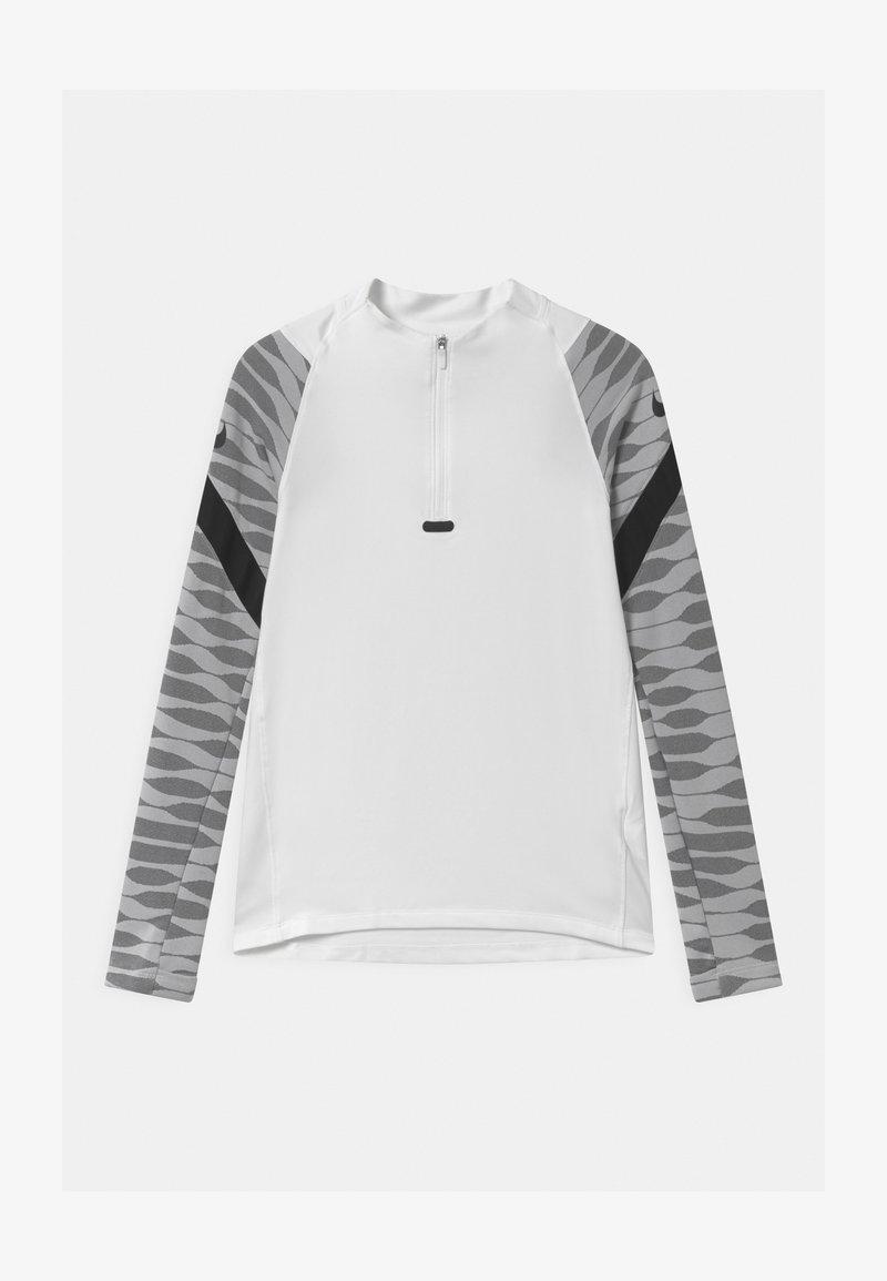 Nike Performance - DRIL UNISEX - Tekninen urheilupaita - white/black