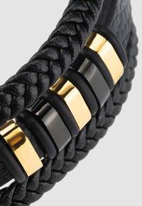 SERASAR - Bracelet - schwarz gold - 5