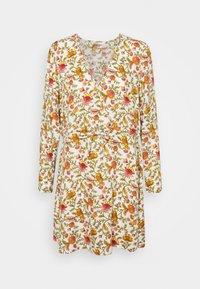 ONLBELLIS DRESS - Day dress - creme brûlée/arizona