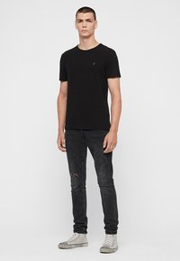 AllSaints - MUSE - Basic T-shirt - black - 1