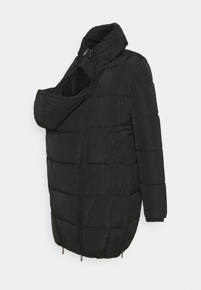 JACKET 3 WAY TESSE - Cappotto invernale - black