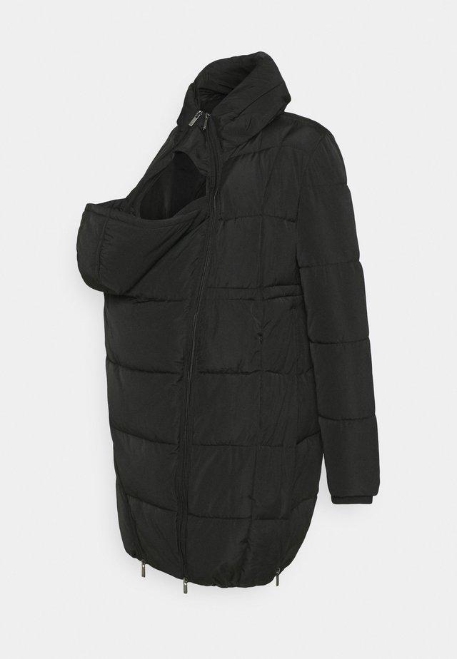 JACKET 3 WAY TESSE - Abrigo de invierno - black