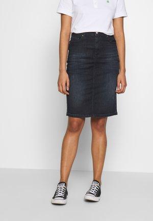 SKIRT - Pencil skirt - blue