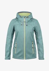 Desires - SOLEY - Soft shell jacket - green - 4