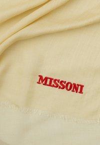 Missoni - Sjal / Tørklæder - beige - 2