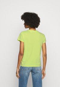 Polo Ralph Lauren - T-shirt con stampa - bright pear - 2