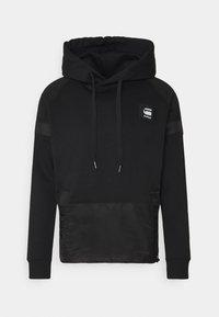 G-Star - PRISONER MIX HDD SW L\S - Sweatshirt - dark black - 0