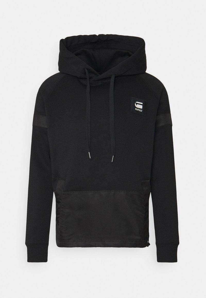 G-Star - PRISONER MIX HDD SW L\S - Sweatshirt - dark black