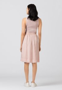 HALLHUBER - Pleated skirt - zartrosa - 1