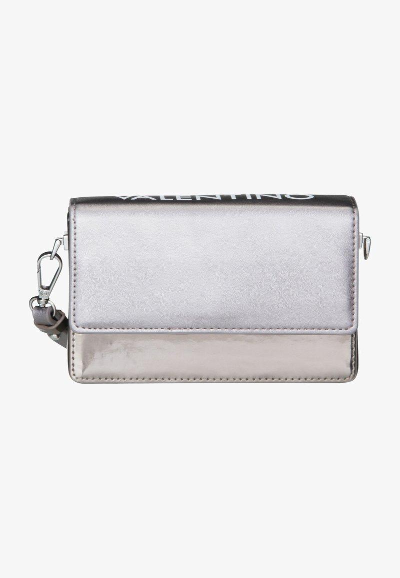 Valentino Bags - MEYDANI PATTINA  - Across body bag - gun metal