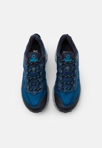 Merrell - MOAB SPEED GTX - Trail running shoes - navy - 3