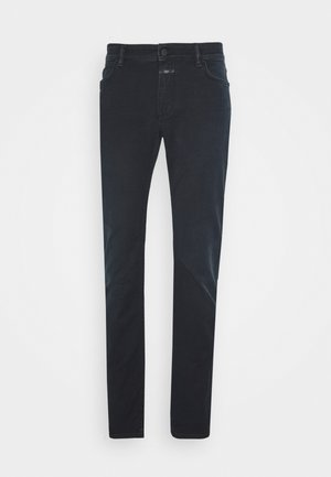 UNITY SLIM - Slim fit jeans - blue black