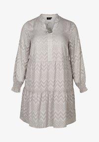 ZAY - Day dress - grey - 3