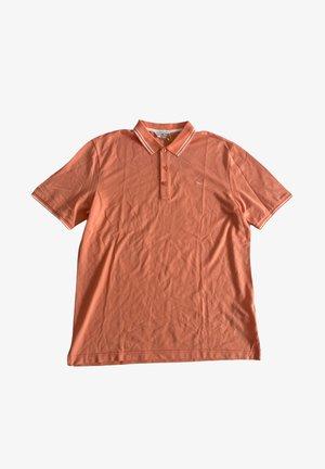 PACO DAVID - Polo shirt - light pink