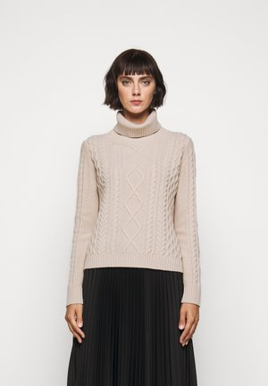 PENSILE - Sweter - elfenbeinfarben