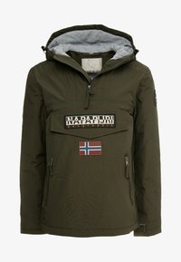 Napapijri - RAINFOREST POCKET  - Winter jacket - green forest - 4