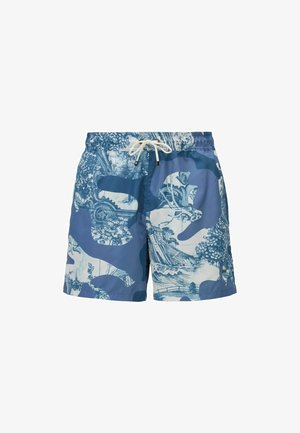 SPOTFISH - Swimming shorts - blue
