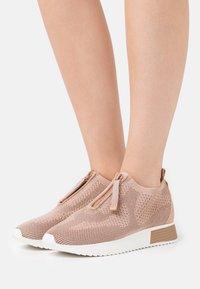 River Island - Sneakers laag - pink - 0