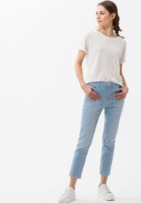 BRAX - STYLE MARY  - Slim fit jeans - light blue - 1