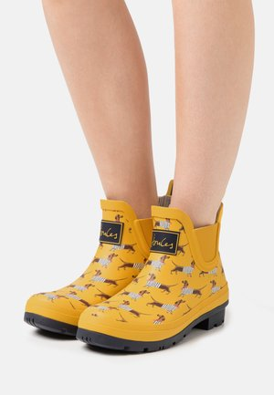 WELLIBOB - Wellies - yellow