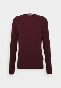 Calvin Klein Tailored - Jumper - red - 3