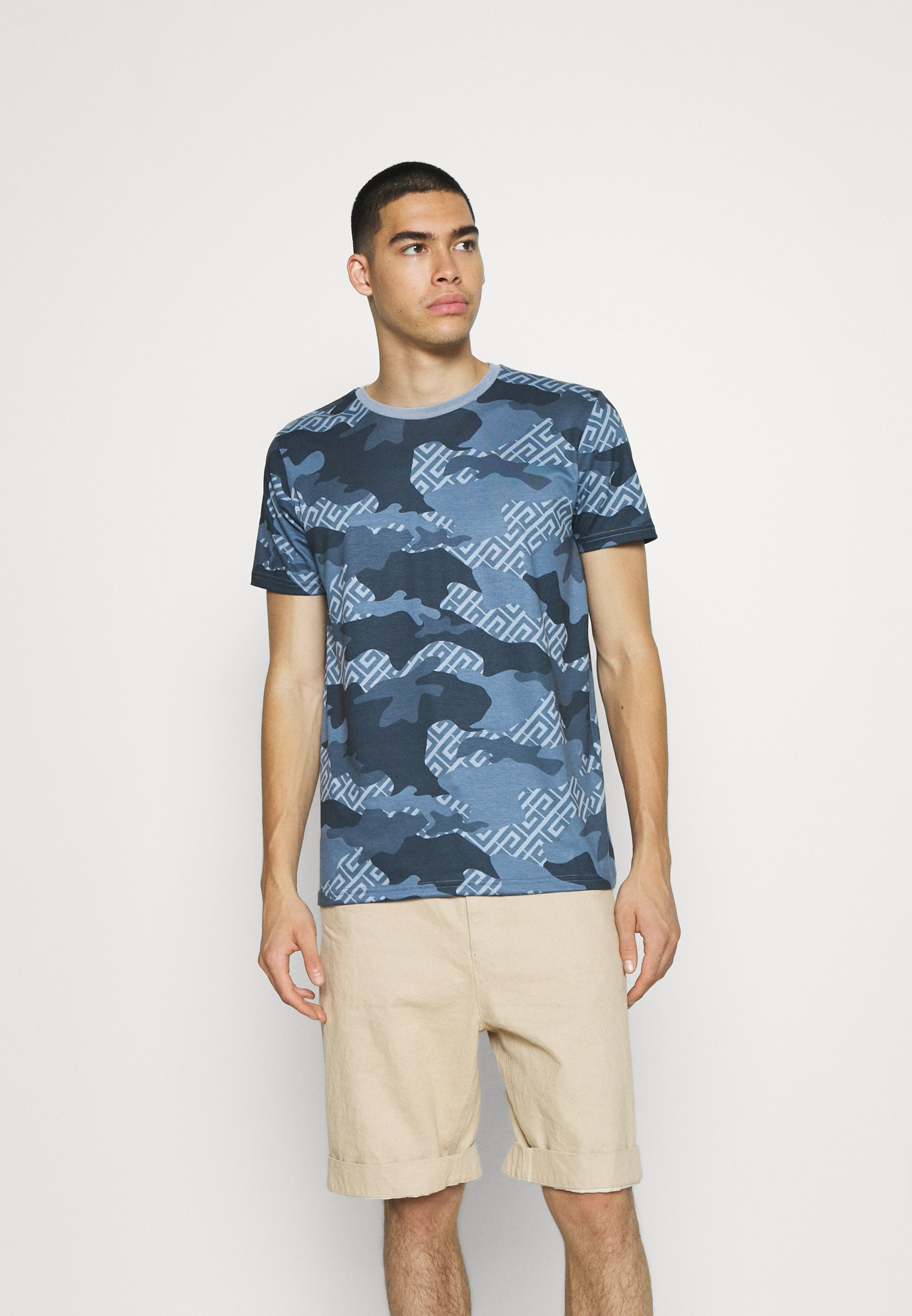 Men CAMERO TEE OPTION - Print T-shirt