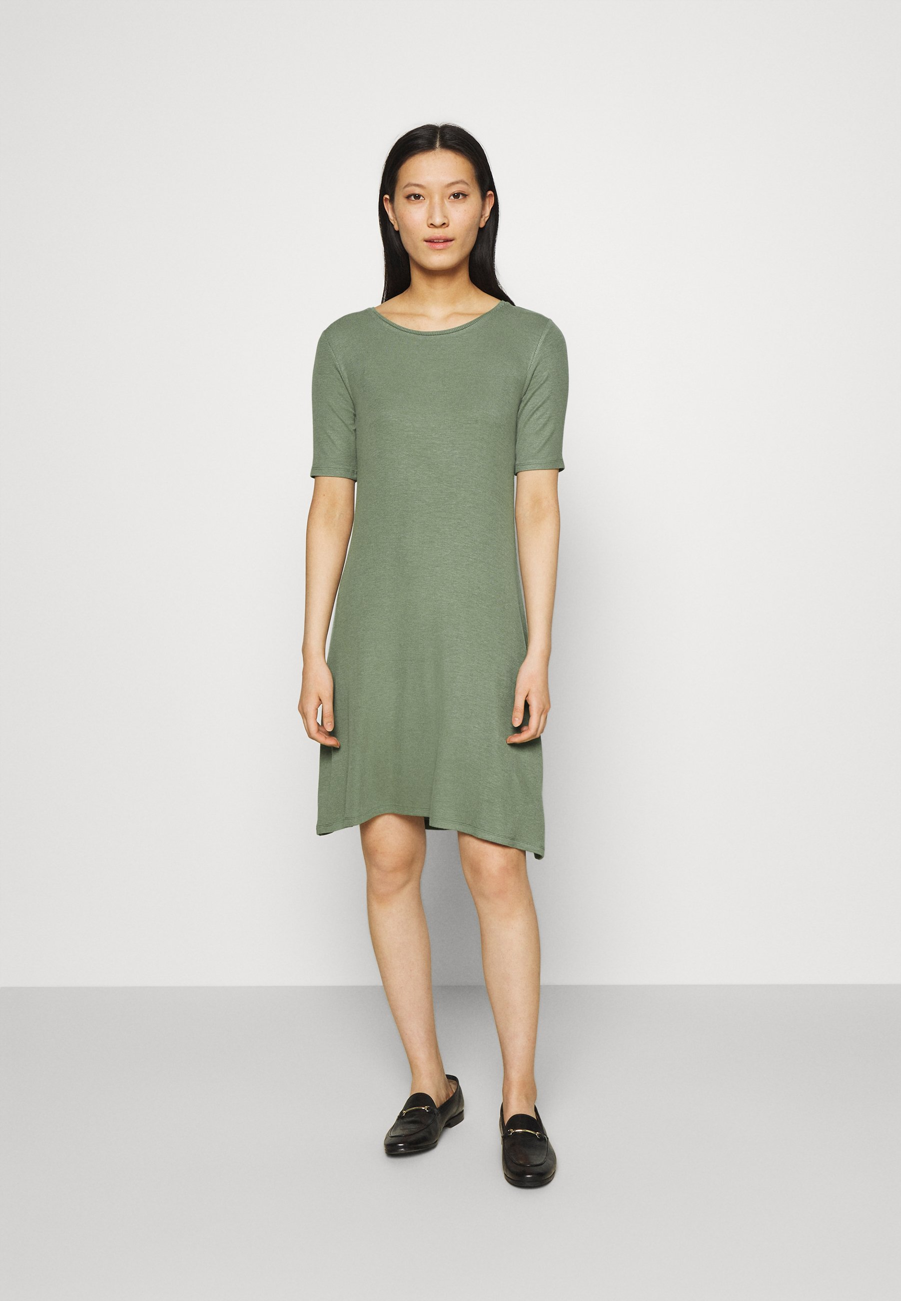 Damen KROWN DRESS - Jerseykleid