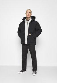 Carhartt WIP - BYRD JACKET - Winter jacket - black - 1