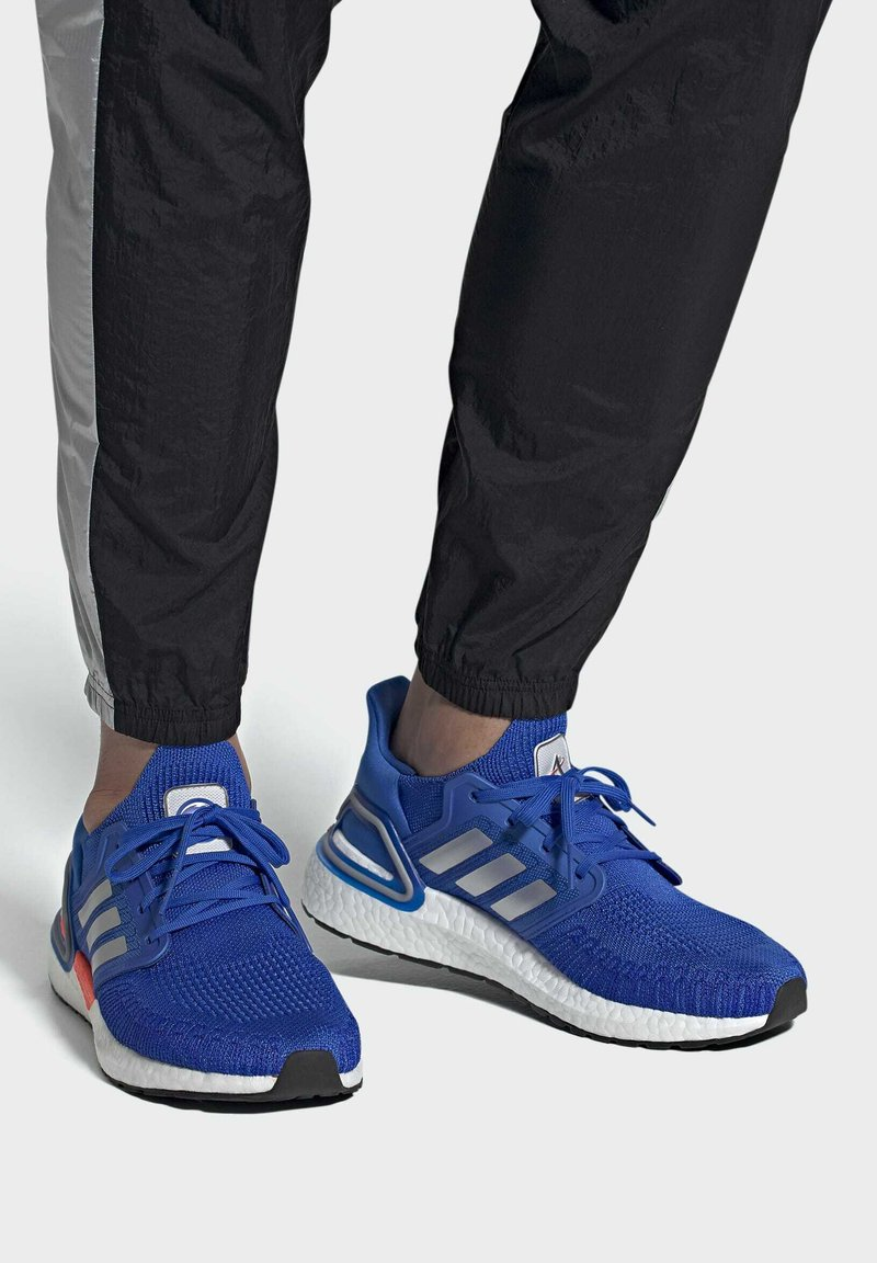adidas Performance - ULTRABOOST 20 DNA PRIMEBLUE RUNNING - Neutrala löparskor - blue
