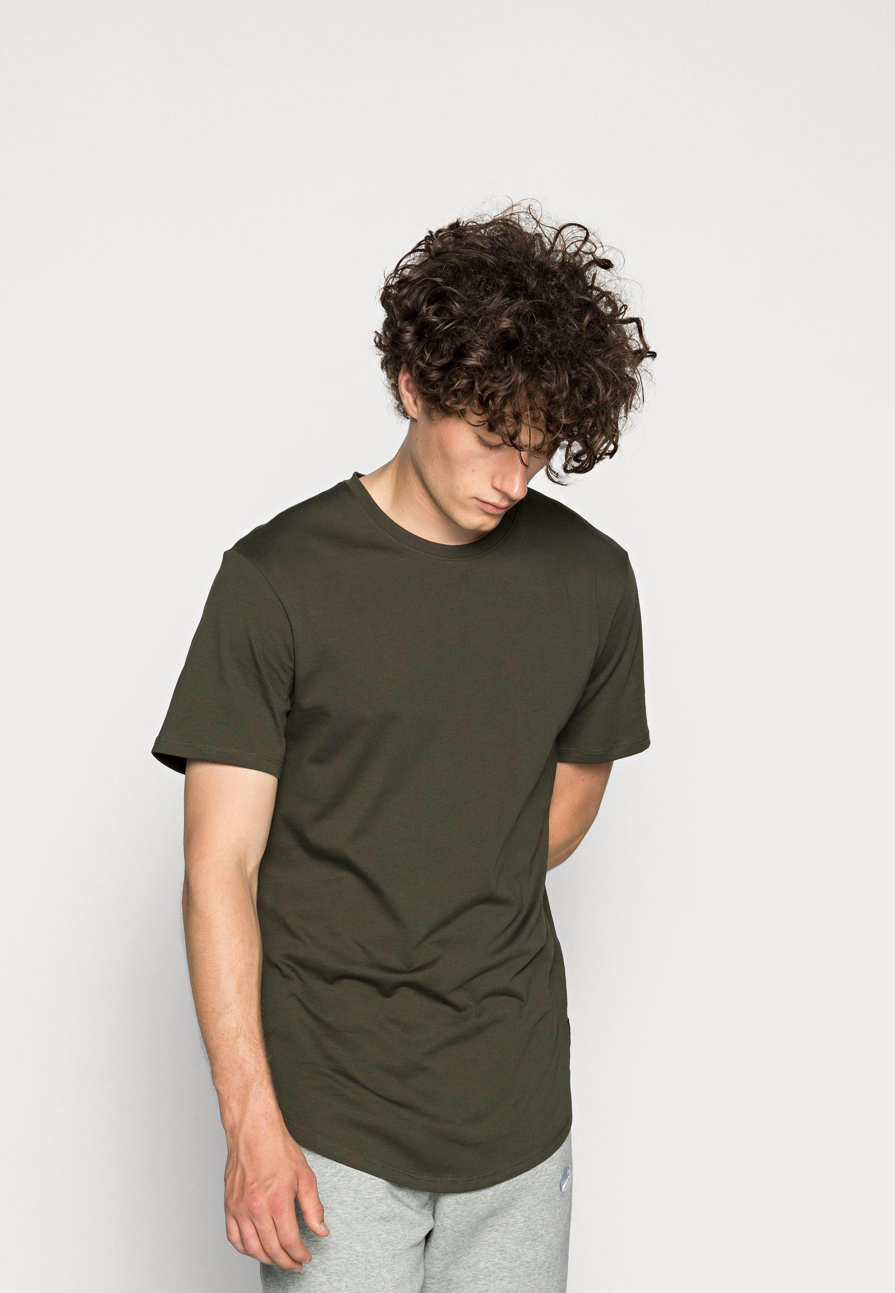 Homme ONSMATT LONGY TEE - T-shirt basique