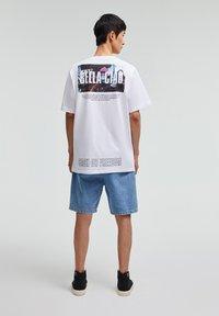 PULL&BEAR - T-shirt print - white - 7