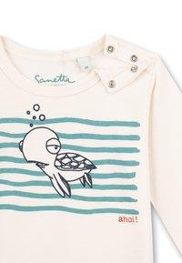 Sanetta Kidswear - Sweatshirt - weiß - 2