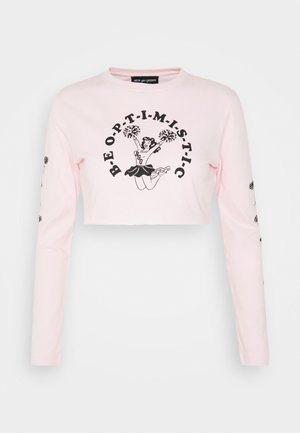 CHEER - Topper langermet - pink