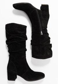 Lamica - QBETA - Vysoká obuv - nero - 3