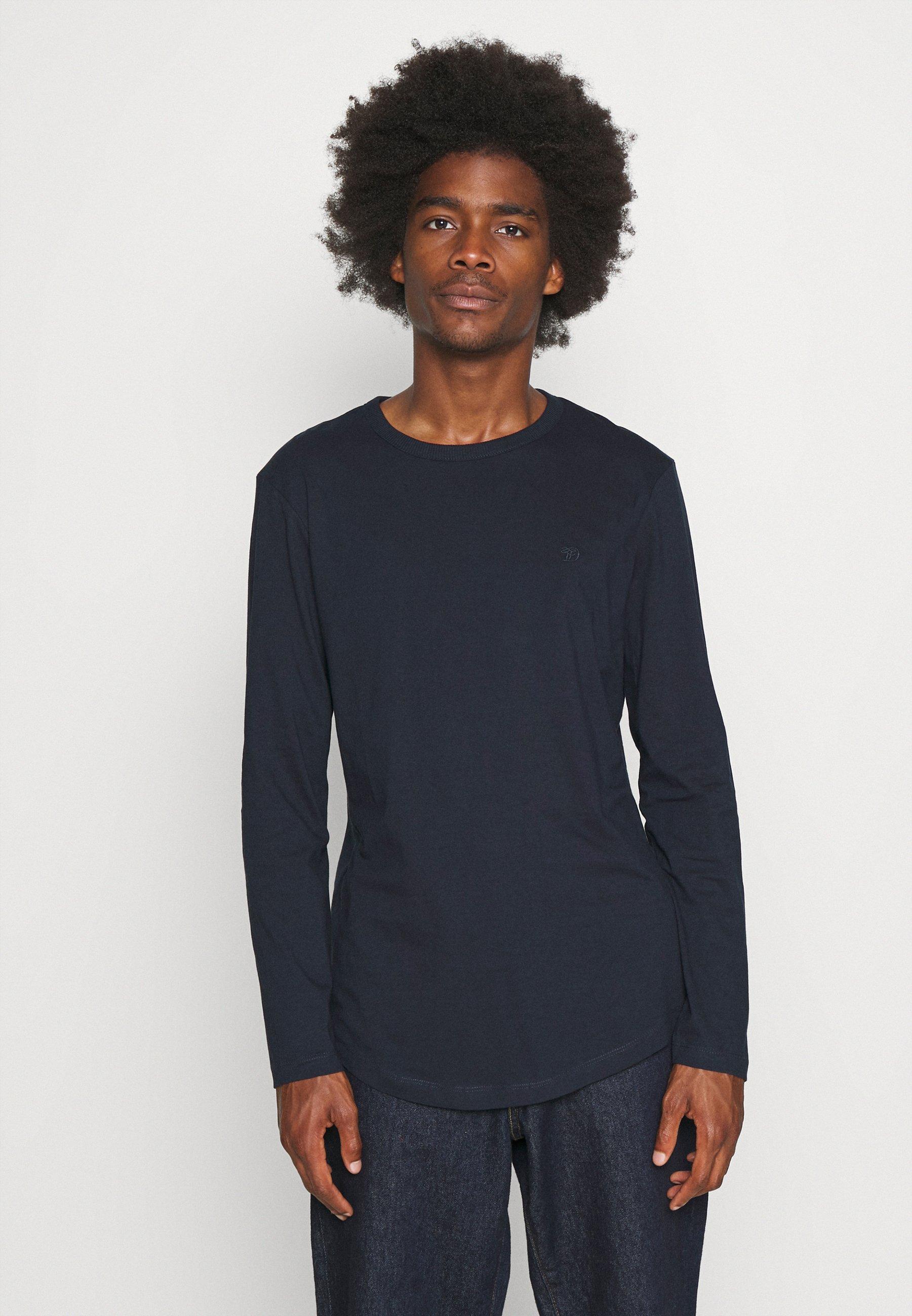 Herrer BASIC LONGSLEEVE - Langærmede T-shirts
