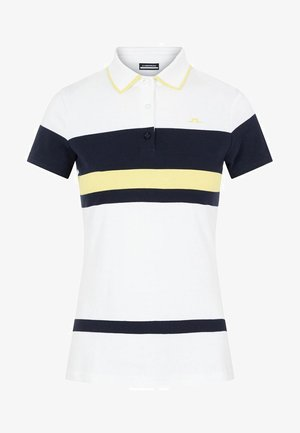 JLI JADE - Polo shirt - white