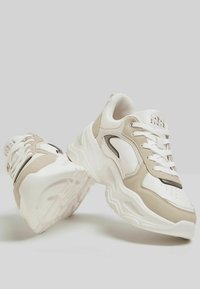 Bershka - Sneakersy niskie - multi-coloured - 4