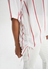 DeFacto - Button-down blouse - white - 3