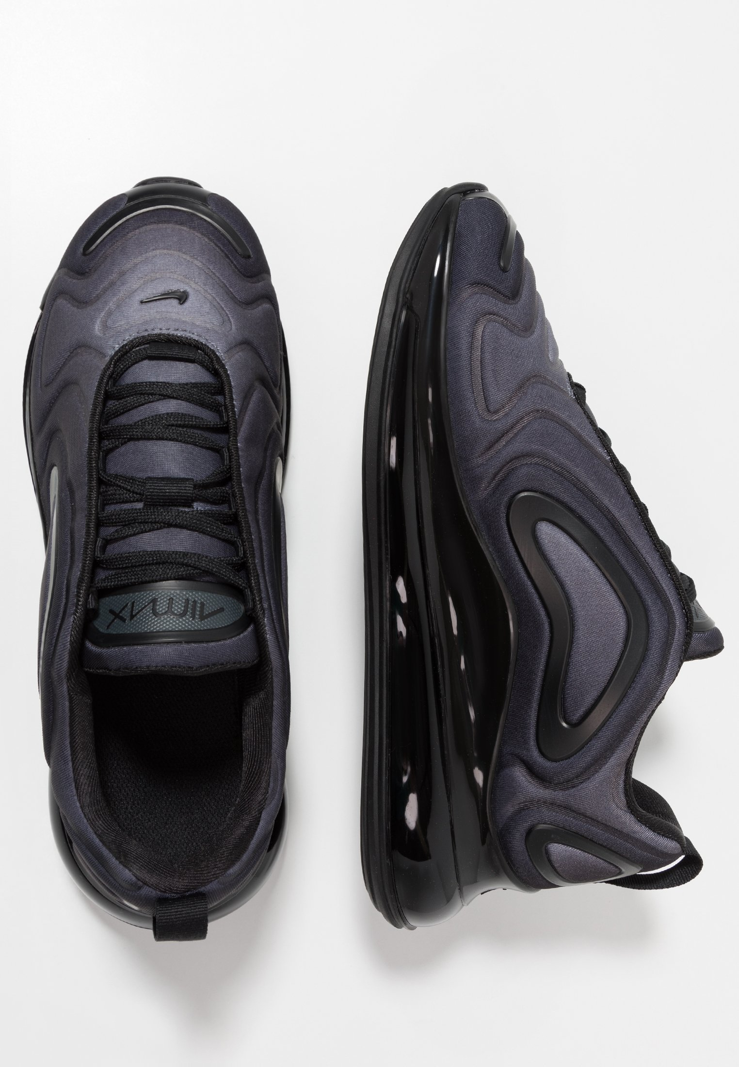AIR MAX 720 - Sneakers laag - black/anthracite