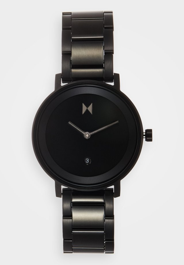 SIGNATURE - Klokke - black