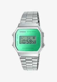 Casio - Digitaalikello - silver-coloured/green - 0