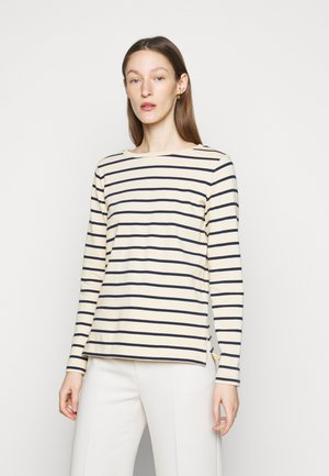 AEREO - Long sleeved top - blau