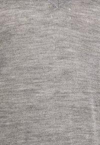 GAI+LISVA - ZENIA - Jumper dress - grey melange - 2