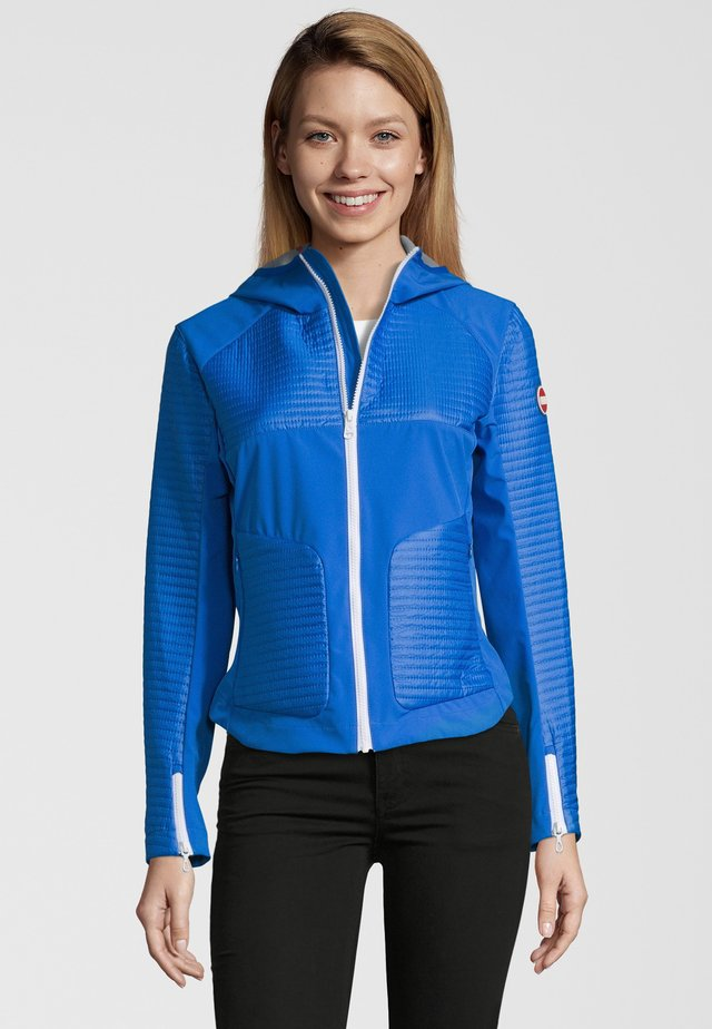 ADVANCED - Winter jacket - blue