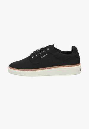 SAN PREP - Casual lace-ups - black