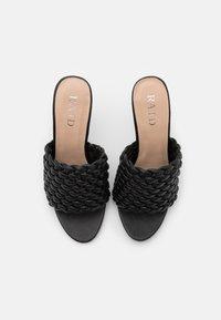 RAID - TANYA - Heeled mules - black - 5