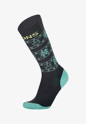 Socks - mint edge